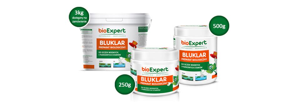 BluKlar - rodzina produktów