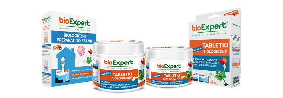 preparaty i tabletki do szamb bioExpert